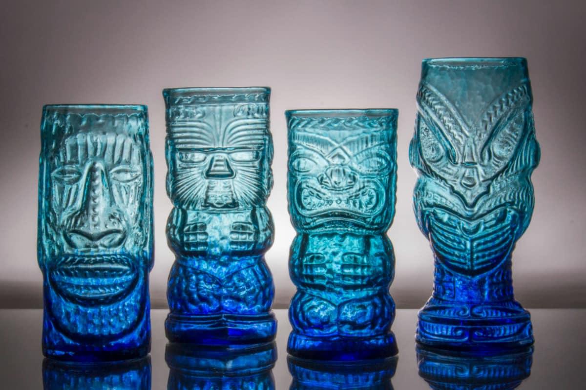 Object: Tiki Glasses for Your Home Tiki Bar