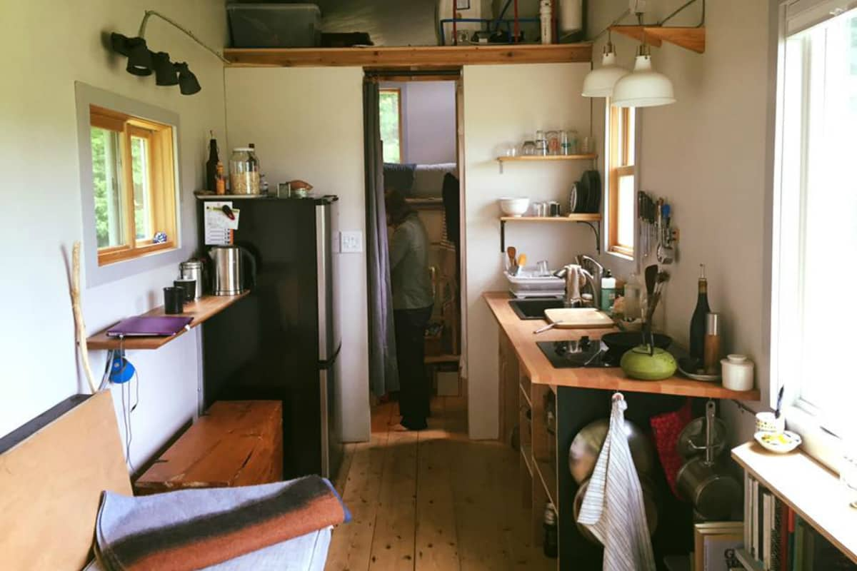 Less is More at Tiny House Fest