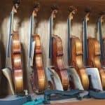 Douglas Cox, Cox violins, Vermont