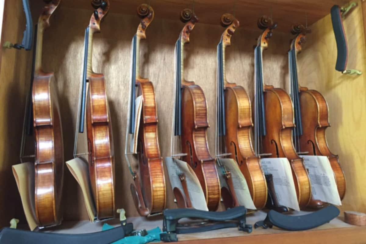 Vermont's Violin Whisperer