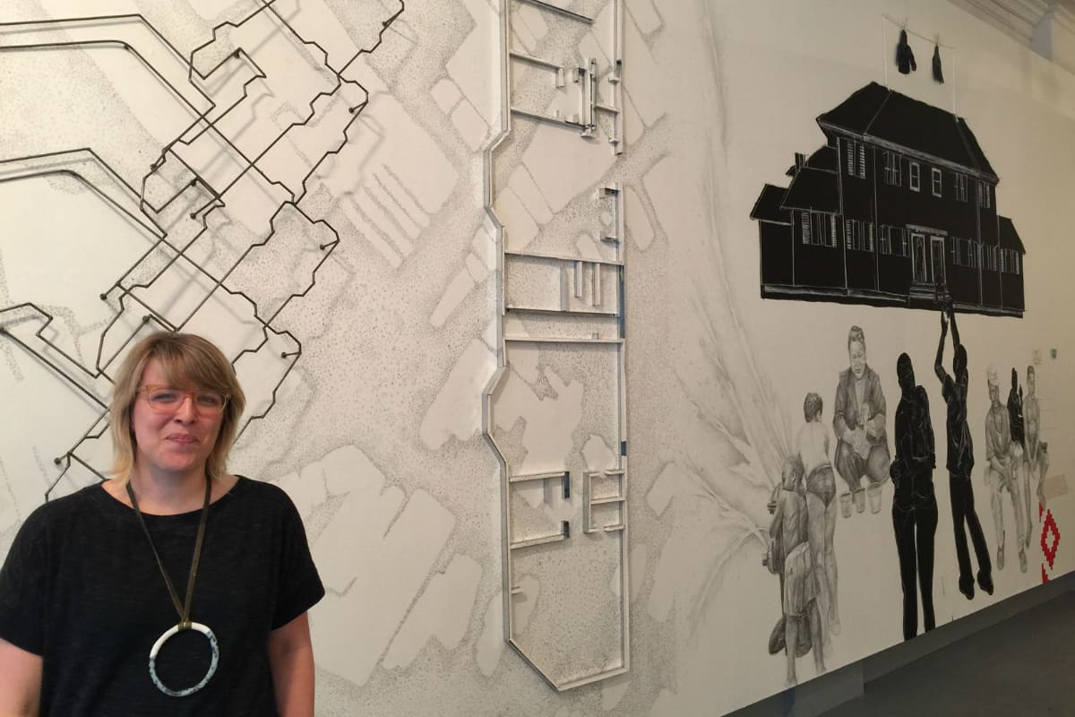 Kelsey Halliday Johnson, SPACE Gallery Portland Maine