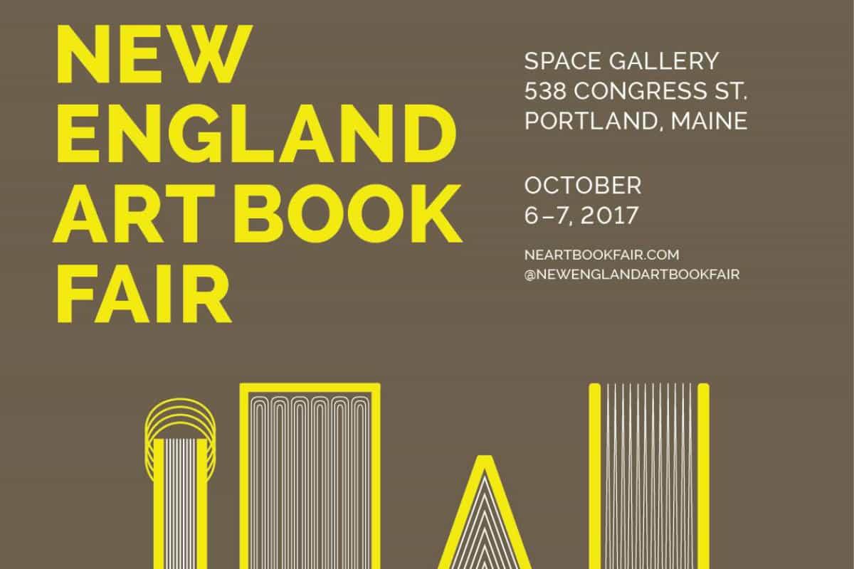 new england art book fair