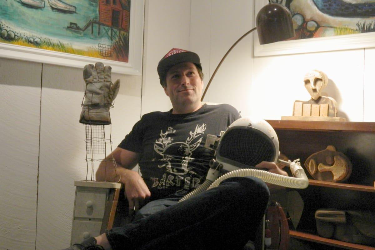 Matthew Barter, Maine artist