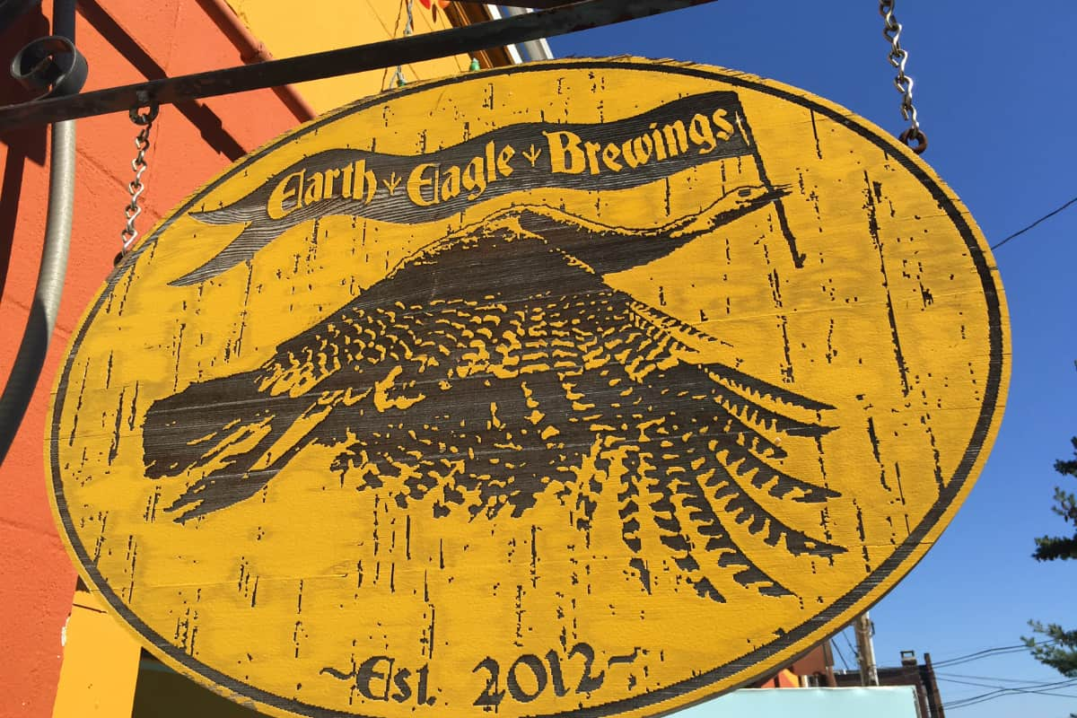 earth eagle brewings
