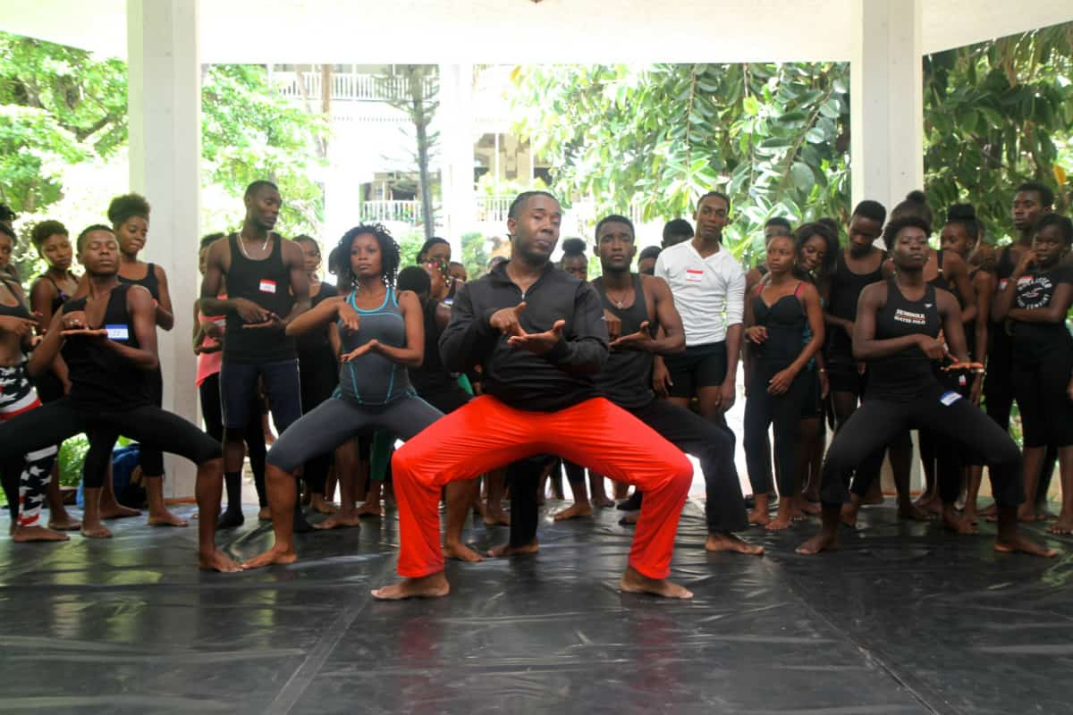 #TakeAction: Jean Appolon Uses Dance to Help Haiti