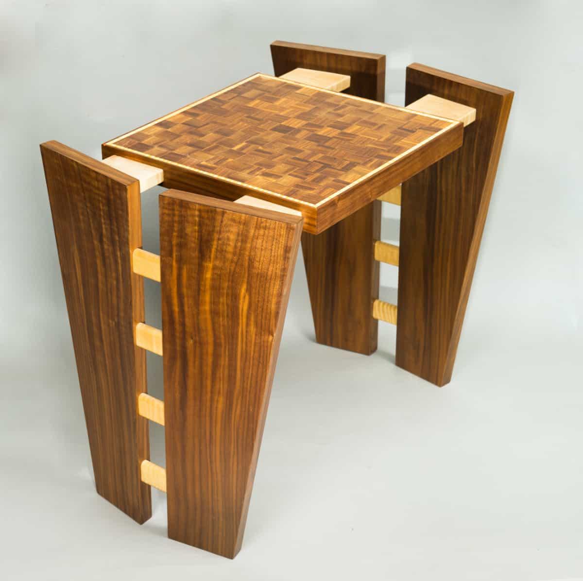 Steve Ryder furniture maker starwars table