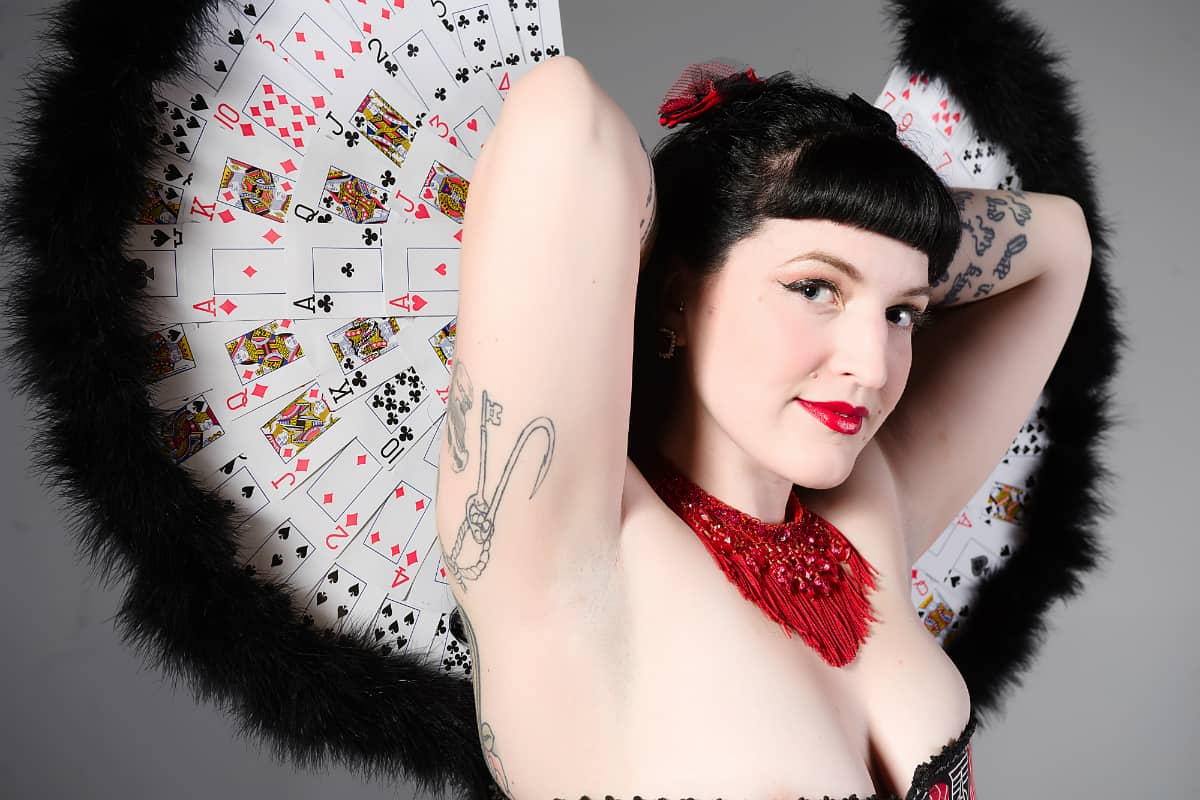 Proper Burletiquette with Ruby Solitaire