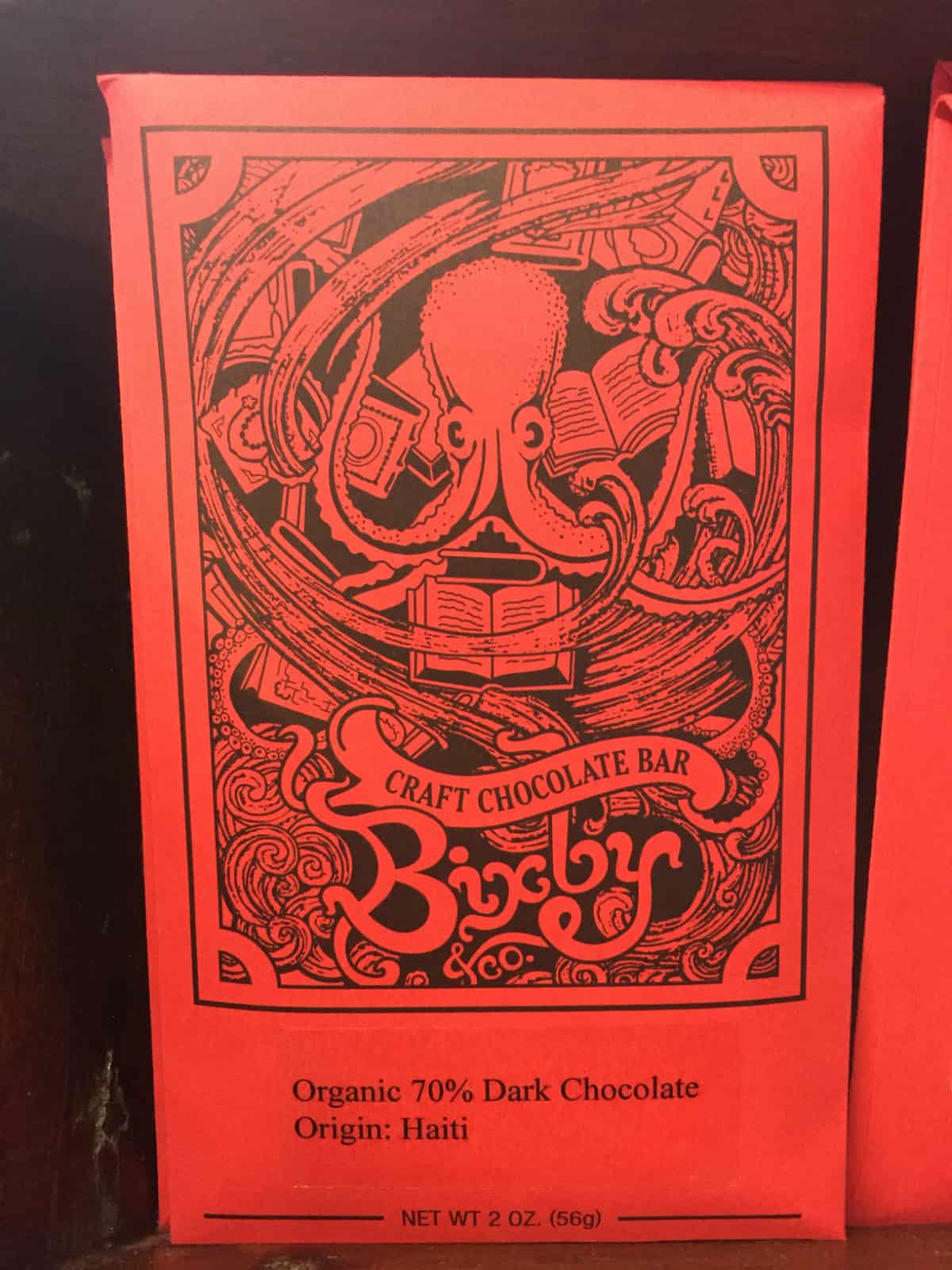 bixby & co chocolates