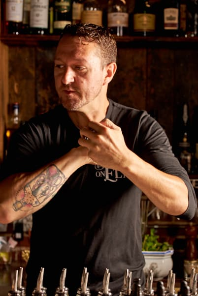Birch on Elm: Chef Nick Provencher. Photo by Dominic Perri