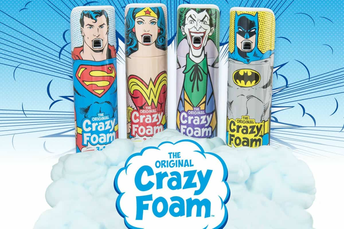 Did You Know? Crazy Foam, A Retro Bathtime Enigma
