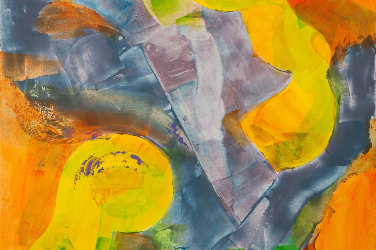 Painting Like Jazz in Duxbury