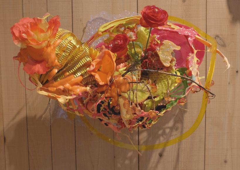 art miami, Sculpture by Judy Pfaff